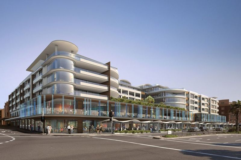 Retail property on developer's shopping lists
