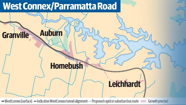 Parramatta Road will be turned from congested nightmare to urban paradise after $31 billion upgrade