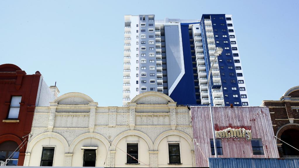 Valuer General says hike in inner west land values due to unit development