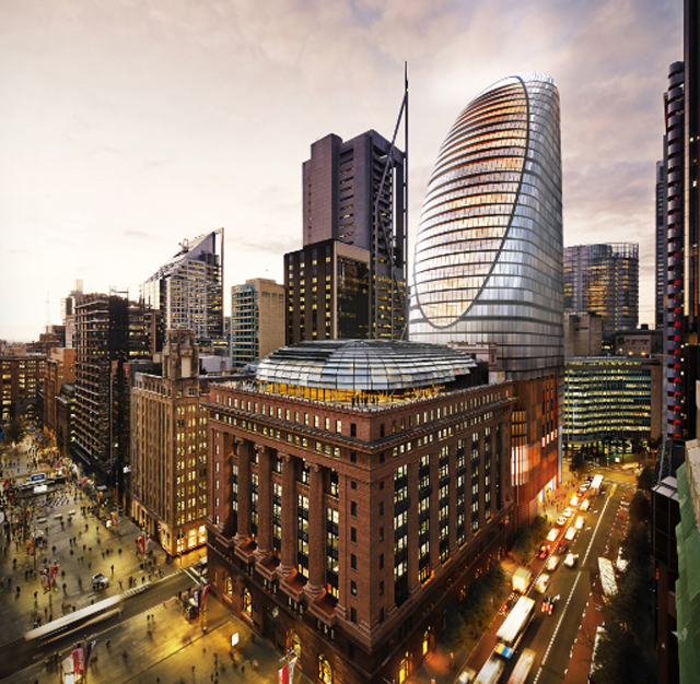 Macquarie Bank wants to build a giant office and train precinct spanning Sydney's Martin Place