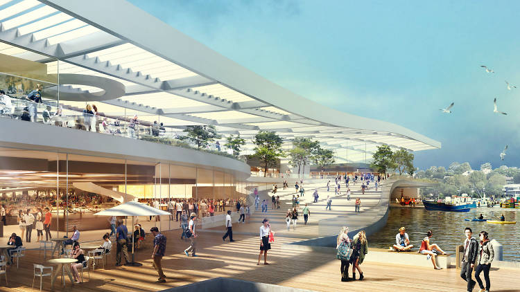 10 developments that'll change the face of Sydney by 2027