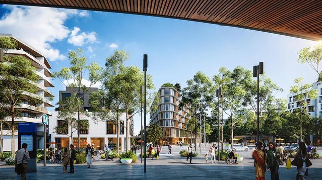 NSW Government reveal $386 million plans for homes, retail, parkland at Tallawong station