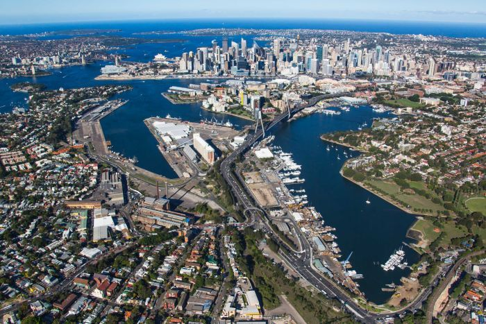 Sydney development is a NSW election issue, so we crunched 30 years of government data